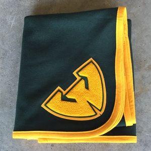 Brand New Wayne State stadium blanket
